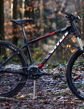 Vitus's frame designers have given the Sentier VRS a stiff, accurate but surprisingly comfortable chassis