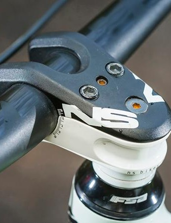 A 47mm NS Magneto stem comes as standard