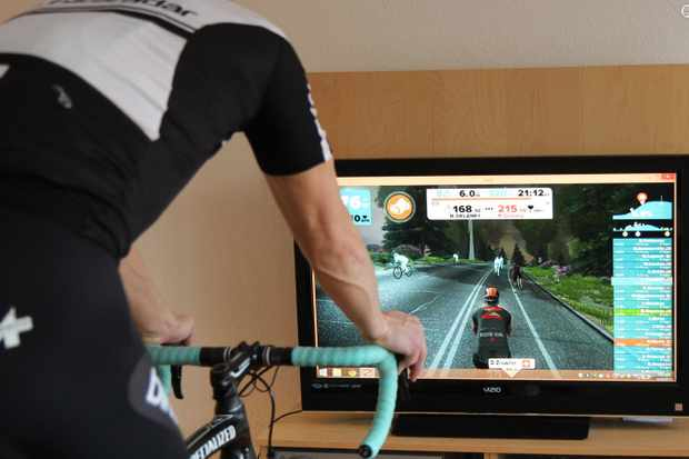 Now you can Zwift in 4k with the latest Apple TV - BikeRadar