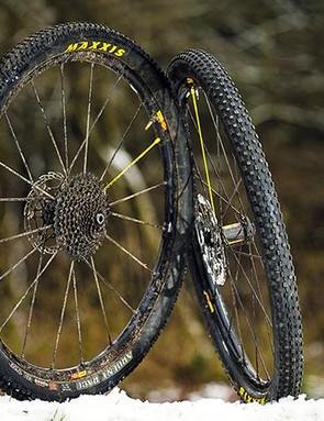 Mavic CrossMax SL wheelset