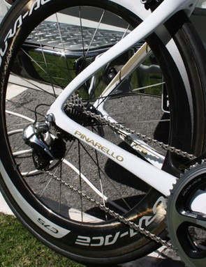 Shimano Dura-Ace C75 wheelset