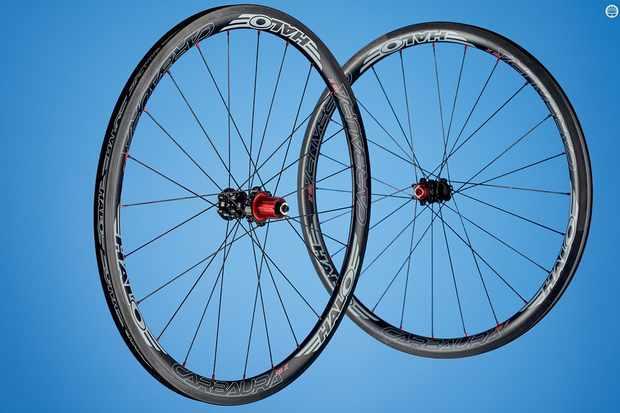Halo Carbaura RDX wheelset
