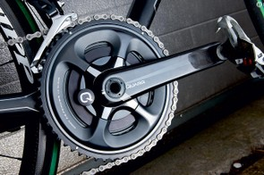 Quarq's Elsa RS power meter is a seriously impressive contender
