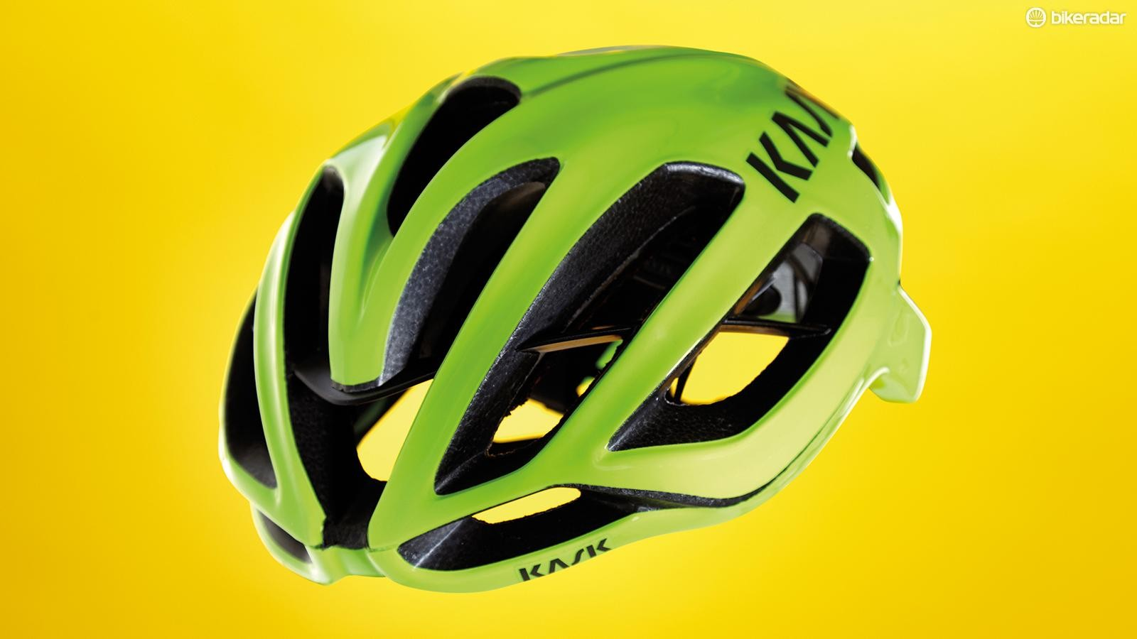 The Kask Protone helmet delivers formidable comfort, performance and looks — but at a price