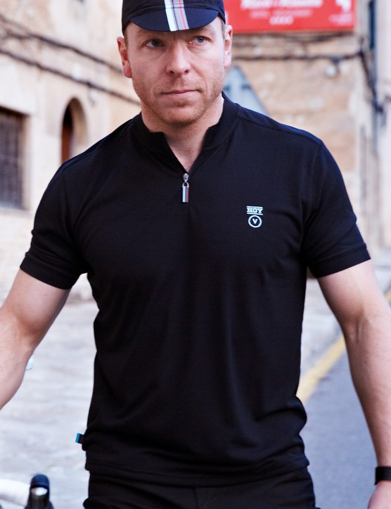 The Akita City jersey comes in black, light blue and grey, each with different coloured logos