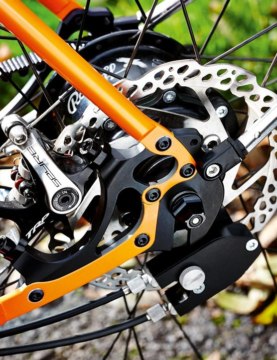 TRP's cable-operated Spyre disc brakes continue to impress