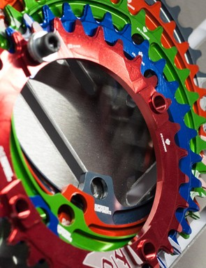 The long awaited 30t version of Superstar's I/O narrow wide style chainring is now available