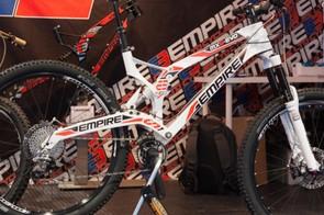Empire's MX6 Evo trail bike still represents good value at £2,599