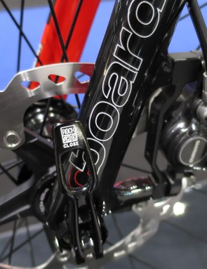 Shimano hydraulics improve stopping performance over rim brakes