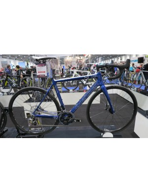 The SLS Disc 9.2 with SRAM Force