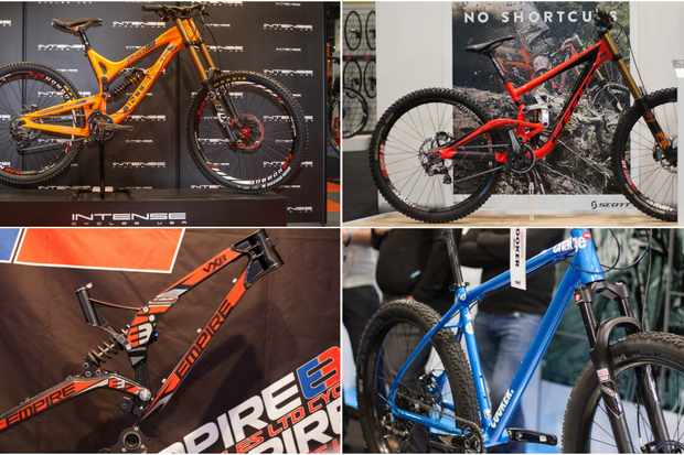 Our picks of the stands at this year's London Bike Show