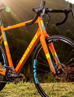 The Stigmata is back but in an all-new extra competitive carbon form