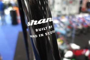 Handbuilt in Scotland, Shand is proud of its heritage