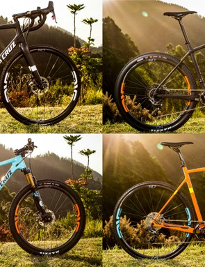Santa Cruz' revised Hardball hardtails and Stigmata cyclocross bike