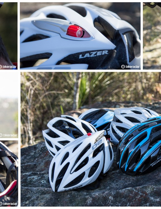 We tested seven highly popular mid-range road helmets costing less than AU$150