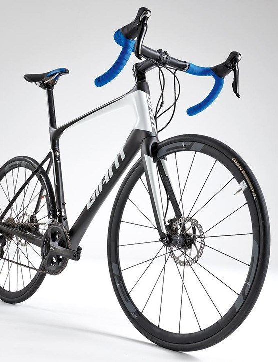 For 2015 the Defy has gone disc-only