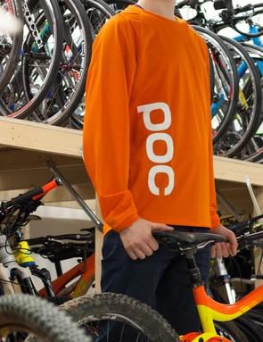 POC DH jersey