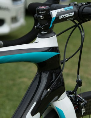 Slippery shapes for the S-Works Tarmac