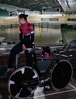 Storey's record attempt will take place during round five of the Revolution Series at Lee Valley VeloPark, London