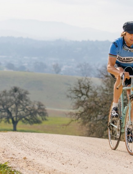 The first L'Eroica California will be held this April