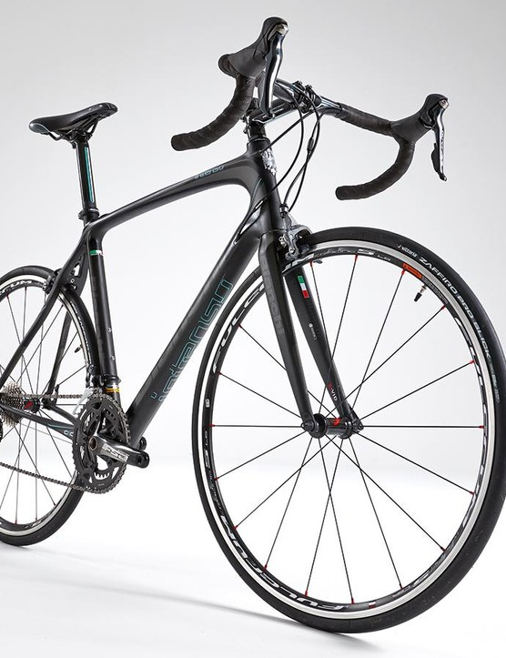 Bianchi's take on the endurance bike is no stately cruising machine but a marginally tweaked racer