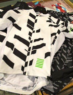 We had a sneak preview of the Data Print kit at a recent Rapha event