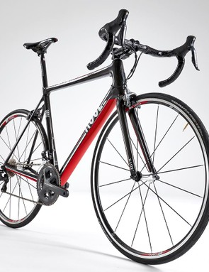 Rose claims the X-Lite's fork is the most laterally stiff of any that it's tested