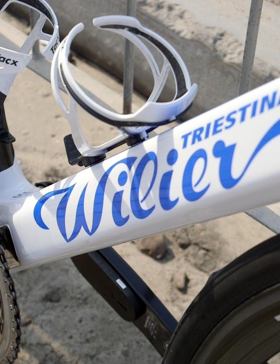 Wilier manages to make muscular tubes look classy