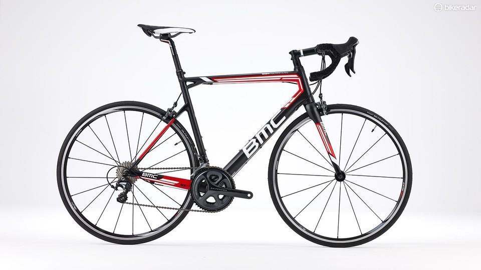 8f63c46ccd1 BMC TeamMachine SLR02 Ultegra - BikeRadar