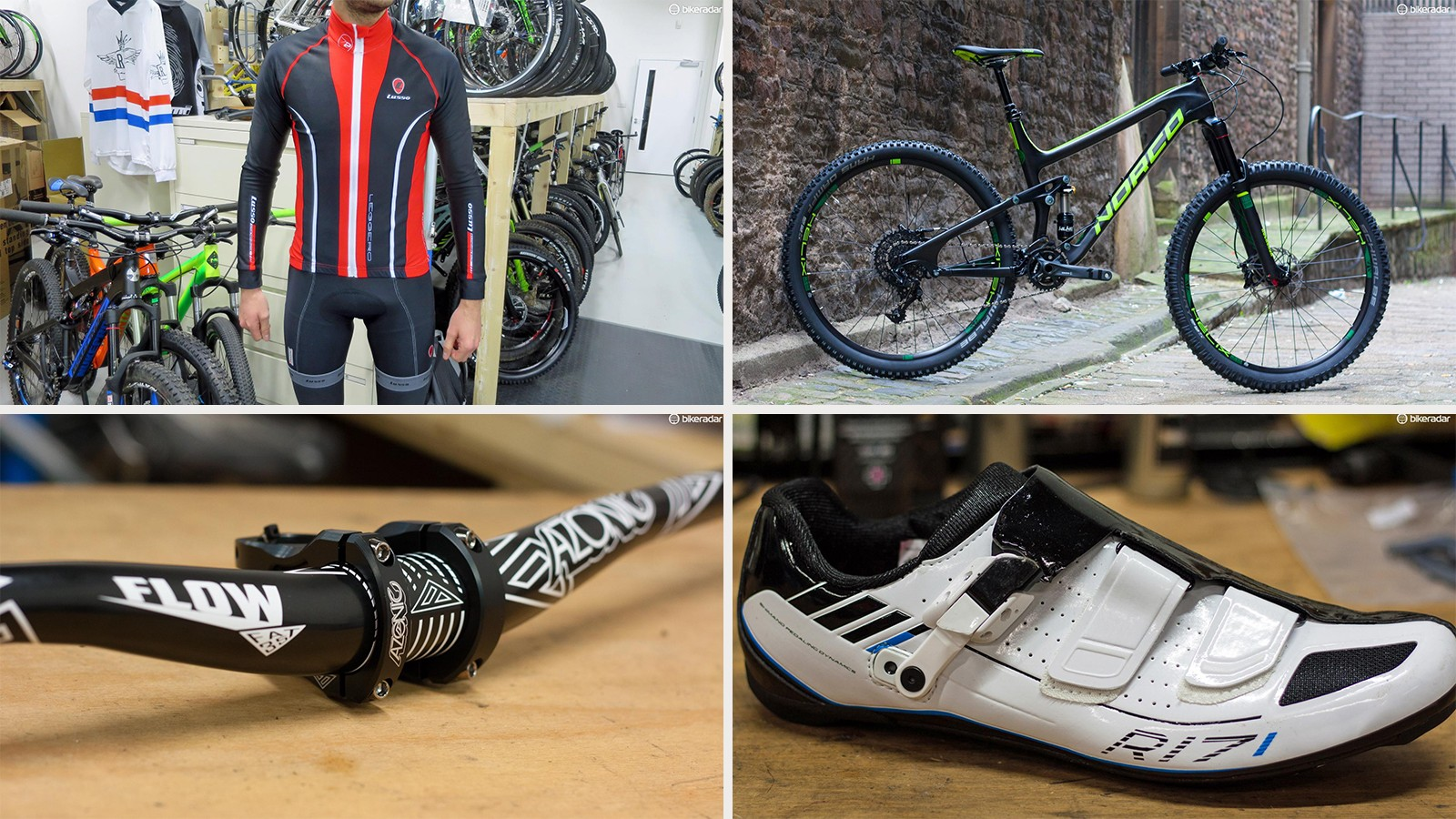 Here's this weeks round-up of new gear