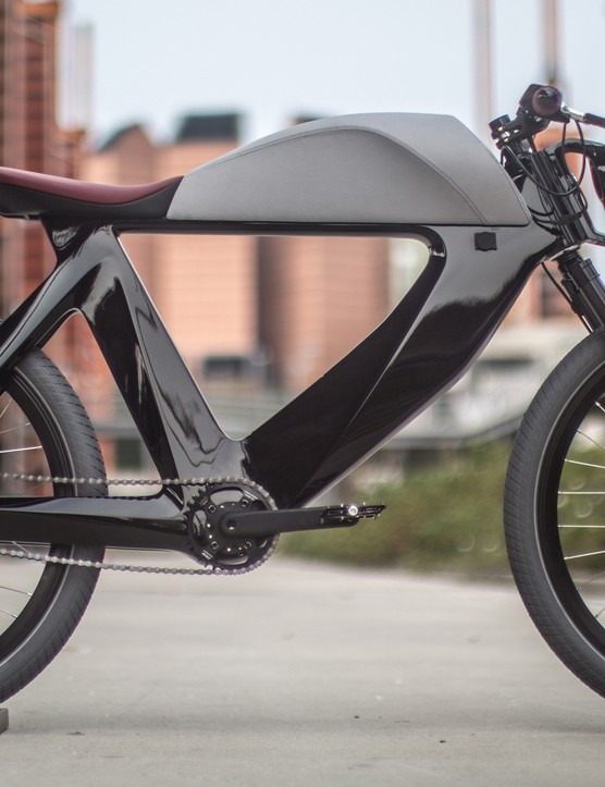 SPA Bicicletto is half bicycle, half electric motorbike