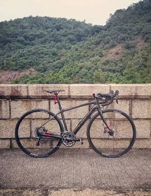 Bikingjohn's 2015 Trek Domane 4.5 Disc
