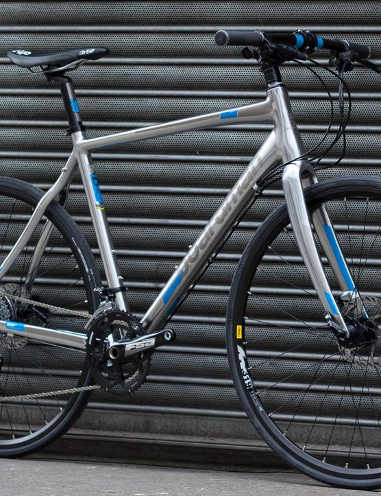 The Boardman Hybrid Team retails for £750