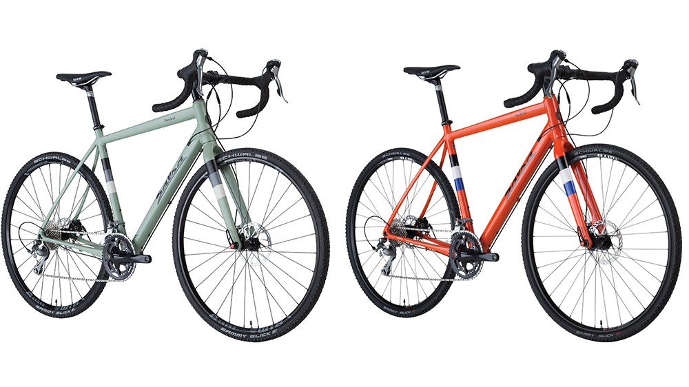 The entry-level Warbird Tiagra retails for $1,999 and is available now. (UK and Australian pricing TBA)