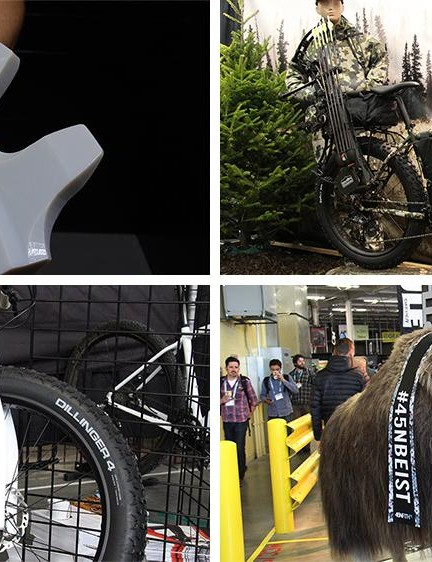 Quality Bicycle Products annual dealer expo is always full of interesting products and accessories