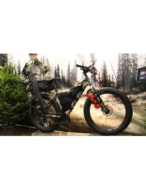QBP's Cogburn brand focuses on bicycles and accessories for hunting and fishing