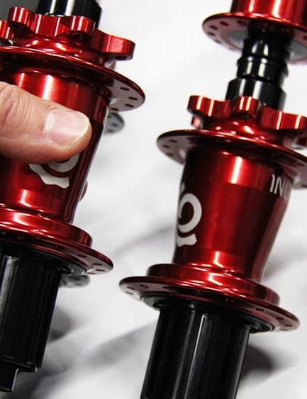 Industry Nine is the first aftermarket company to offer hubs in the 148x12mm rear axle standard