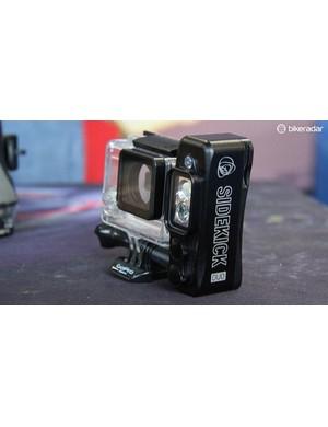 Light & Motion have developed a GoPro light called the Sidekick
