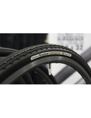 Panaracer's new Gravel King tire will be offered in 700x32mm and 40mm versions