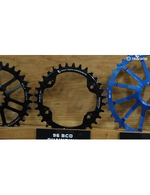 Shimano might not make narrow-wide chainrings for the latest version of XTR just yet, but Wolftooth does