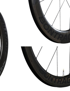 Internal widths for all of the Bontrager Aeolus carbon fiber aero road clinchers is now 19.5mm - up 2mm from before