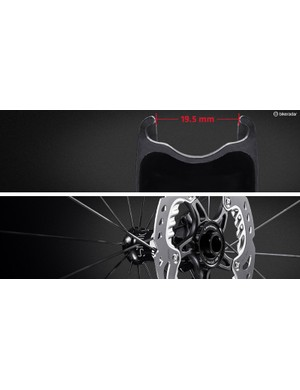 Bontrager's Aeolus aerodynamic carbon fiber road clincher wheels now get wider rim widths, tubeless compatibilty, and both disc brake and thru-axle options