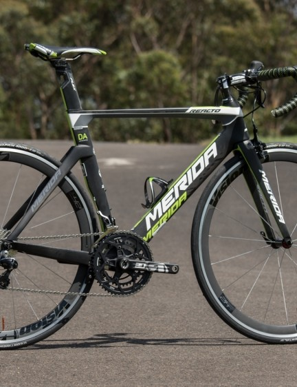 The 2015 Merida Reacto DA LTD, so much bike for the money - but far from perfect