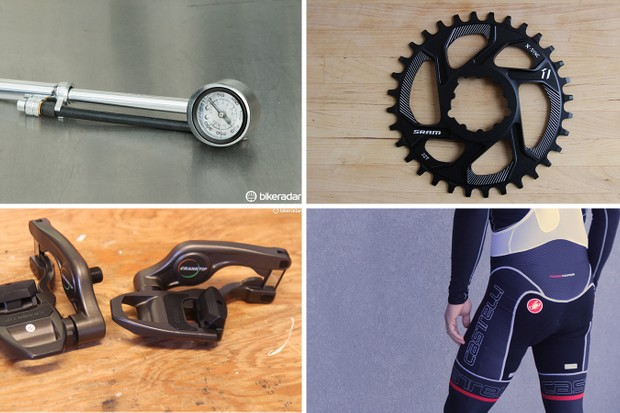 Here's a look at some of the new bike gear that's landed at the BikeRadar offices this week