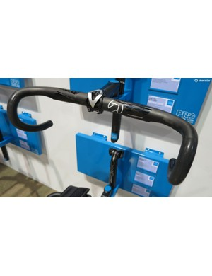 Pro's new Vibe LTD bars (£225) are made from T800 uni-directional carbon and weigh only 199g in 40cm width