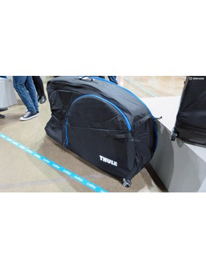 Thule's Roundtrip Traveller bike case has plenty of padded protection and comes in at £350