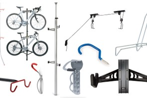 There are plenty of bike storage options on the market, we look at the common types and what they're good for