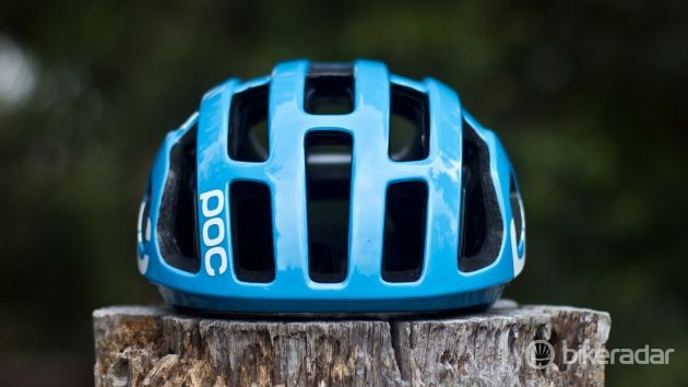 The POC Octal road helmet is designed for optimum air flow while road riding