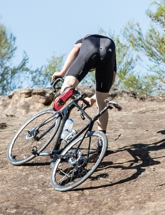 It's okay to ride like a roadie, but being well-prepared for your mountain bike event is crucial