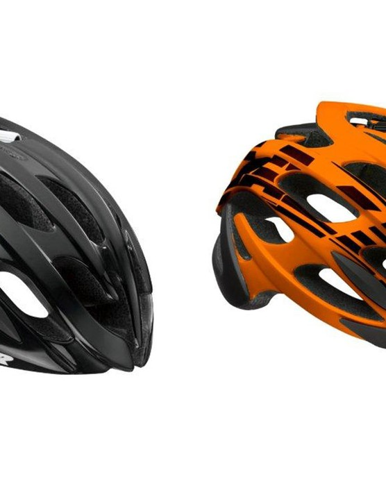 The Blade and Magma are new lids from Lazer, for road cycling and mountain biking respectively